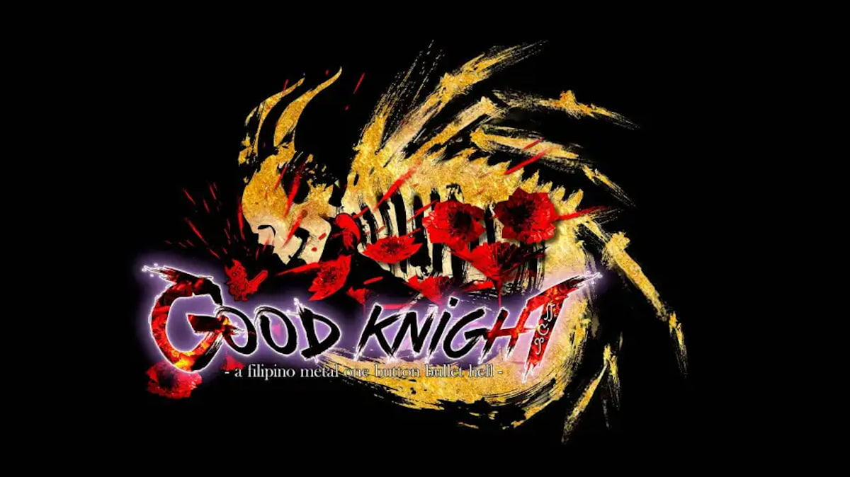 good knight one-button bullet hell game is delayed for linux mac windows pc