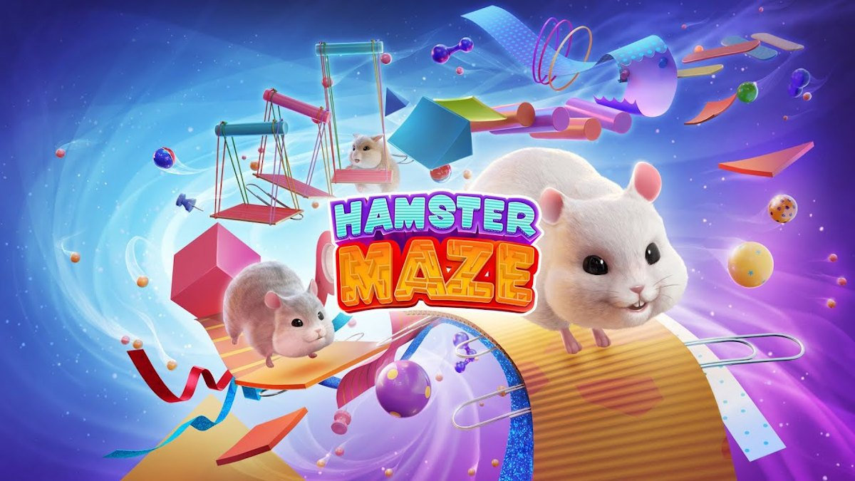 hamster maze puzzle simulation game announced for linux mac and windows pc