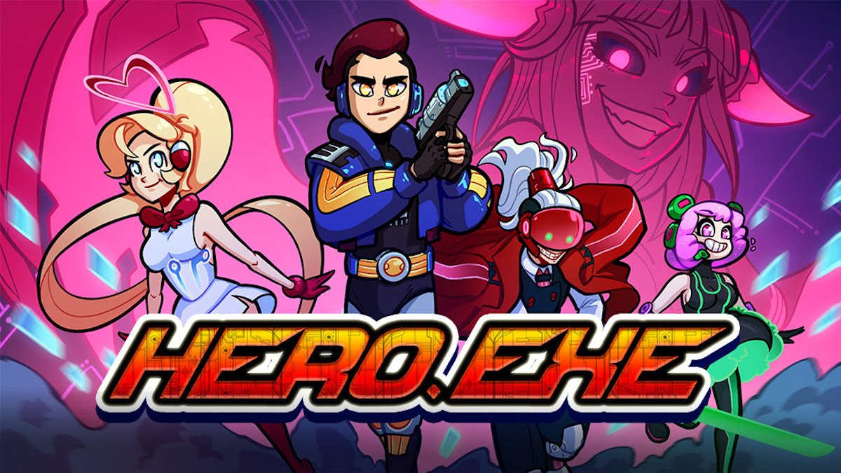 hero.exe tactical action rpg game hits kickstarter for linux mac and windows pc