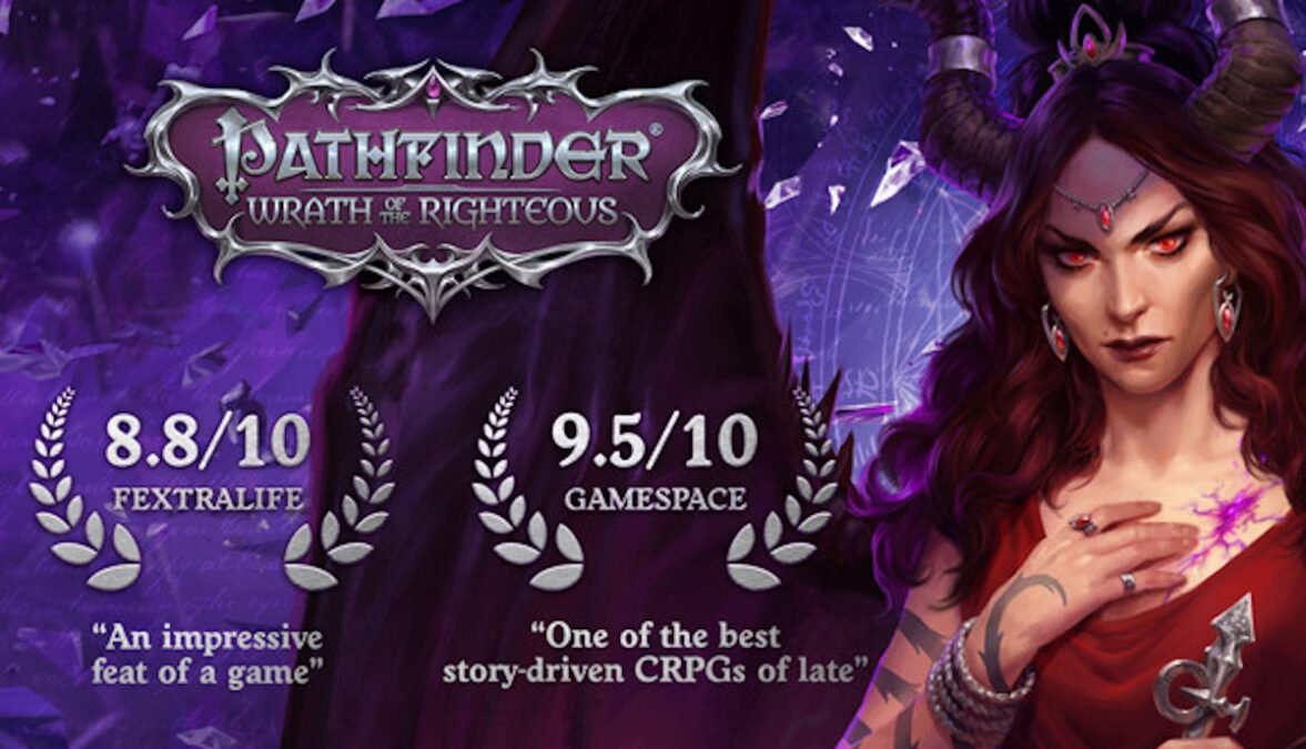 pathfinder: wrath of the righteous game is proton only on linux offers mac and windows pc