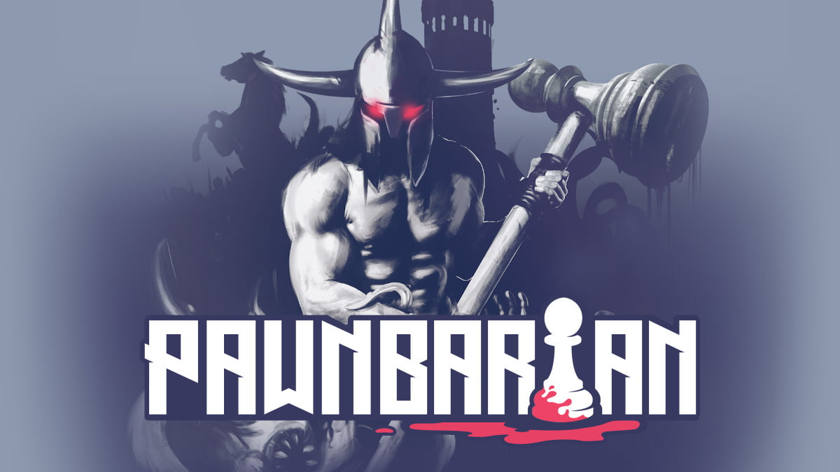 pawnbarian chess inspired puzzler game to release this week to linux mac and windows pc