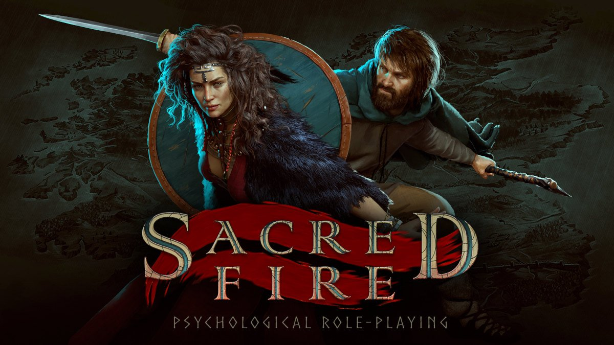 sacred fire psychological rpg game will release in early access october via linux mac windows pc