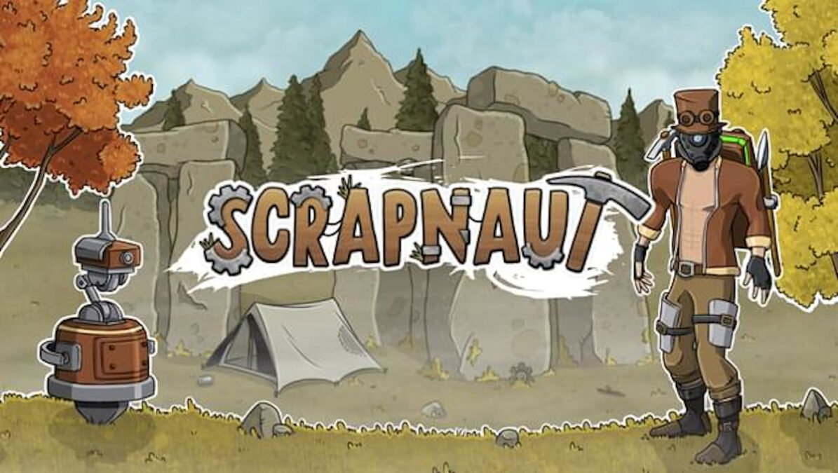 scrapnaut base building survival is due for support on linux with windows pc