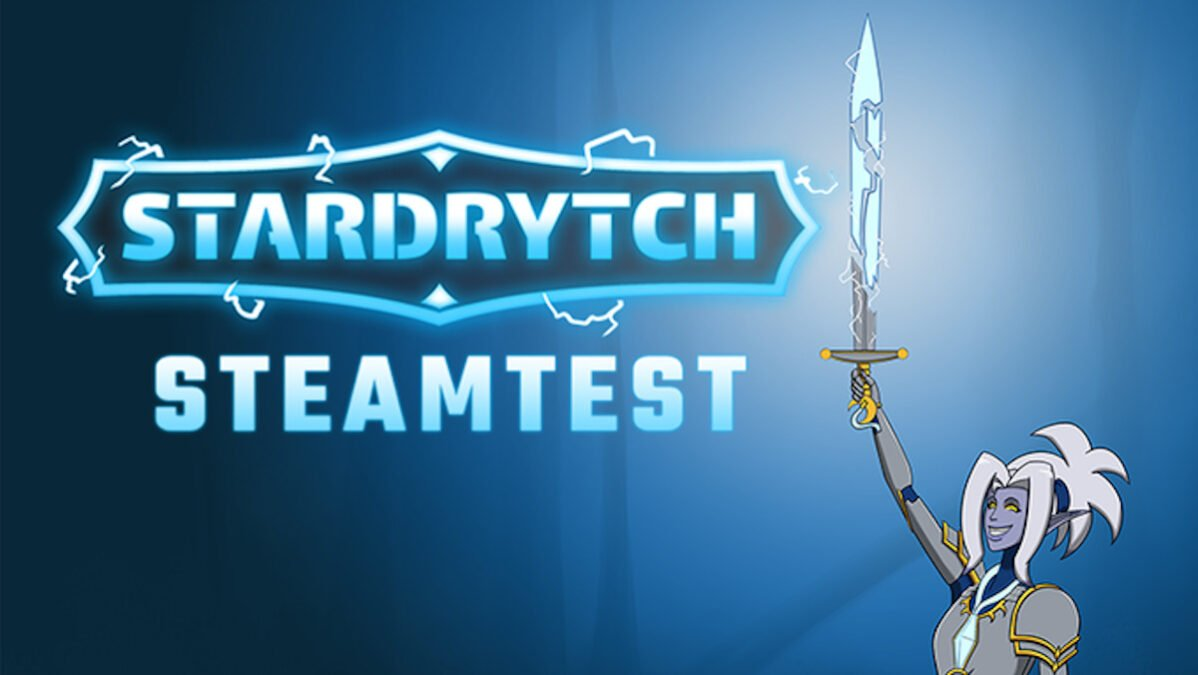 stardrytch challenging action platformer game post release support for linux with windows pc
