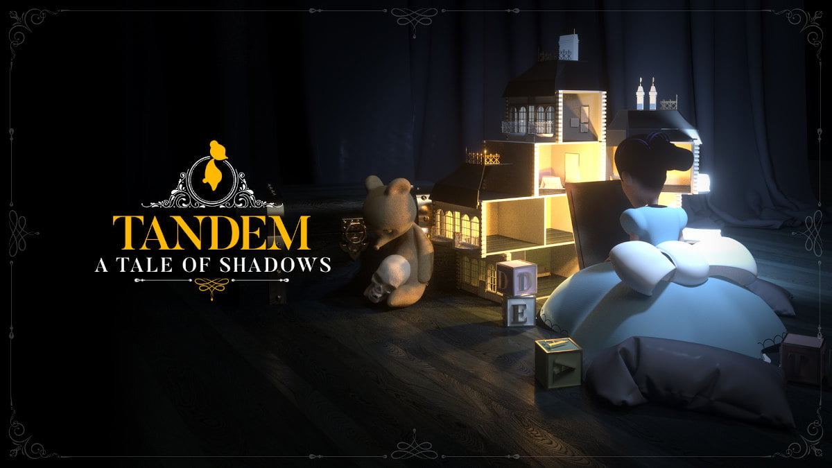 tandem: a tale of shadows adventure puzzle platformer game begins testing a port for a linux release with windows pc