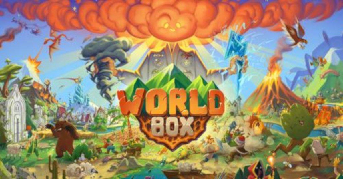 worldbox - god simulator sandbox simulation game alpha release on linux mac windows pc