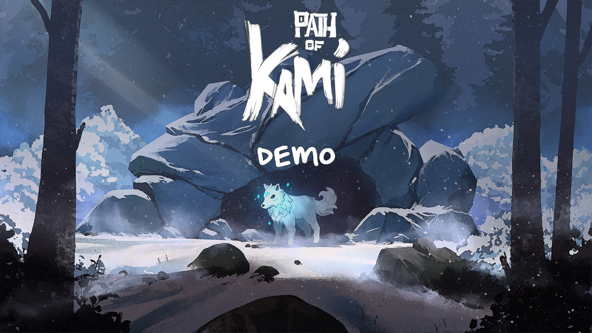 path of kami game demo is updated with linux support beside windows pc
