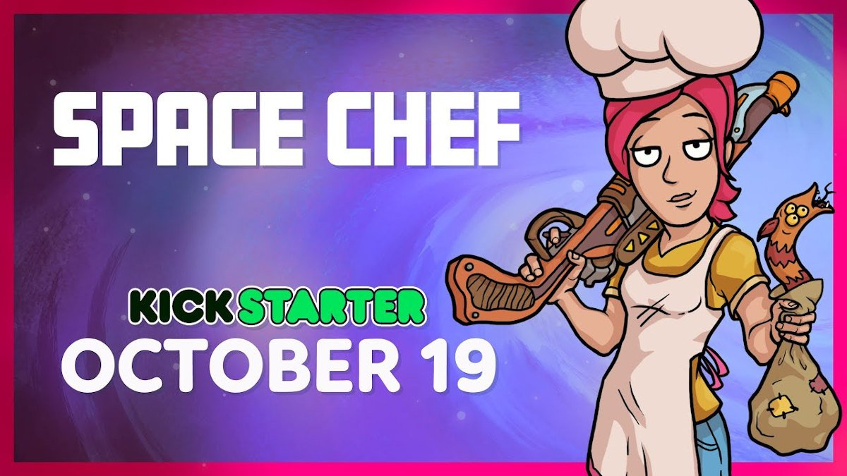 space chef action adventure game coming to kickstarter for linux mac windows pc