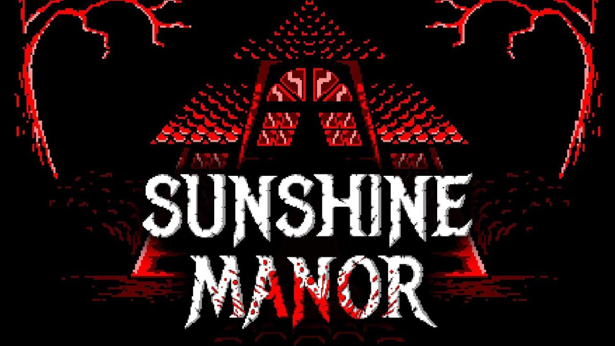 sunshine manor 8-bit blood-soaked horror rpg game release date for linux mac windows pc
