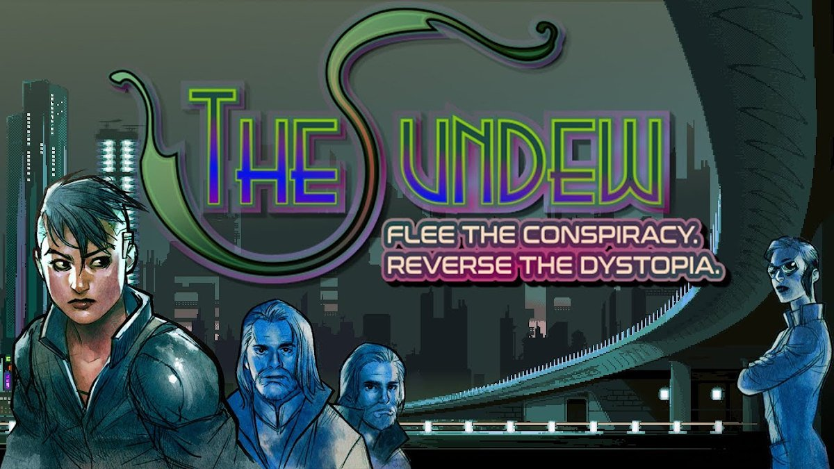 the sundew point and click adventure game releases on linux and windows pc